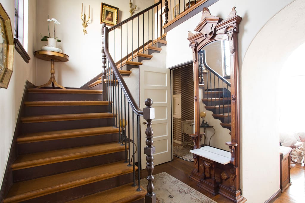 The entrance hallway   :-)