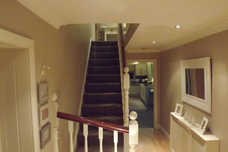 Top Floor Double Bedroom - Kilcullen - Casa
