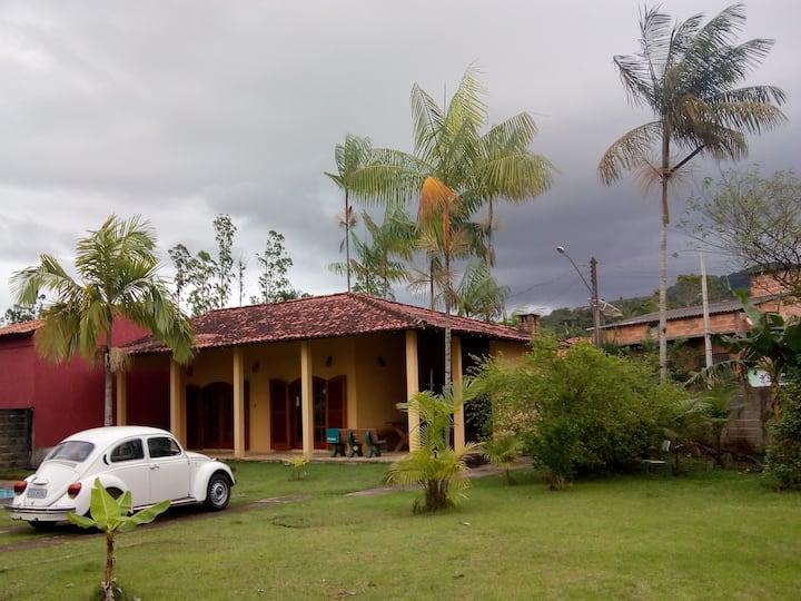 Jaguary Hostel - Conforto e segurança em Eldorado