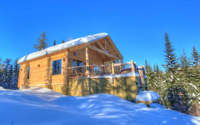 Cabin Riverside - Chalets de Môh