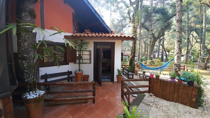 Casa de Campo em Monte Verde - Avenida Principal