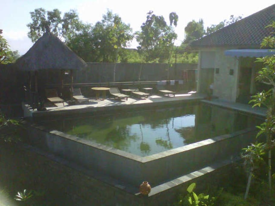 swimmingpool sopo village
