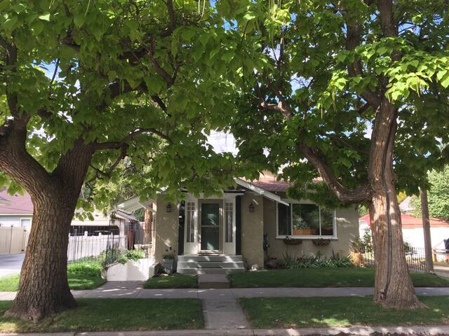 Charming Craftsman Bungalow in Historic District - Idaho Falls - Bungalov