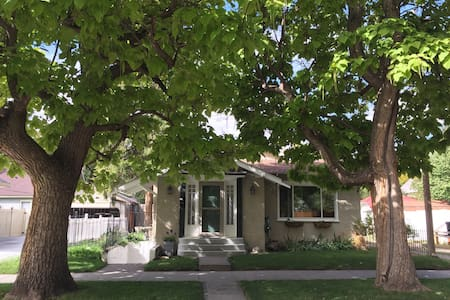 Charming Craftsman Bungalow in Historic District - Idaho Falls