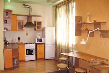 Уютная квартира,закр. двор для авто - Kharkiv