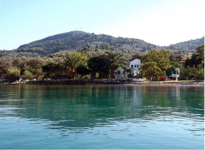 Thalassa Garden Corfu ANATOLI STUDIO