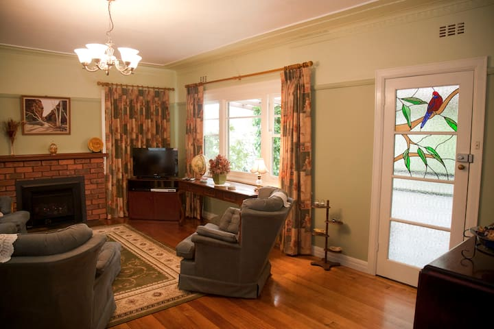 Private, 4 rm suite-Rosella Cottage - Upwey - Pousada