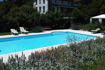 Large self catering house and pool - Lanet - Talo