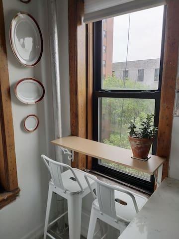 The Quietest Block in Manhattan :)