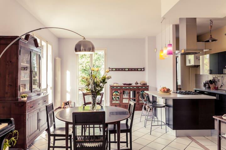 b&b a casa di Sergio vicino a bologna - Sasso Marconi - Oda + Kahvaltı