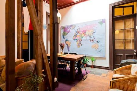 Habitacion compartida | Valparaíso - Dorm