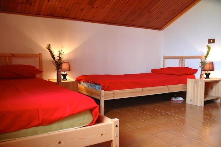 nuova stanza a quattro letti - Monreale - Bed & Breakfast