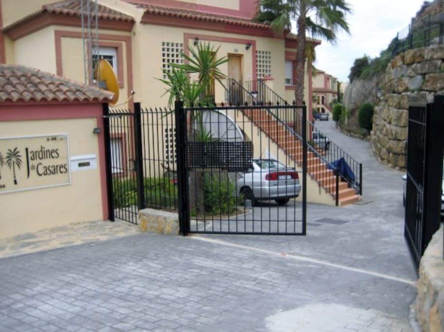 Gateway to the Apartment