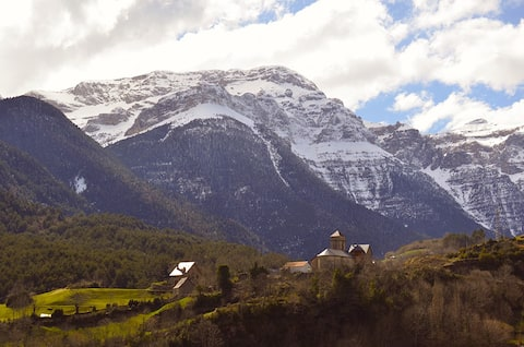 Casa Belén - Javierre de Bielsa