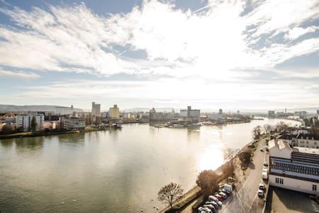Apartment at Rhine, spectacular! - Huningue - Apartment