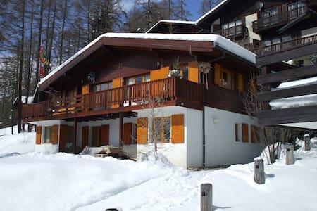 Luxe chalet in ski/wandelgebied - Bellwald