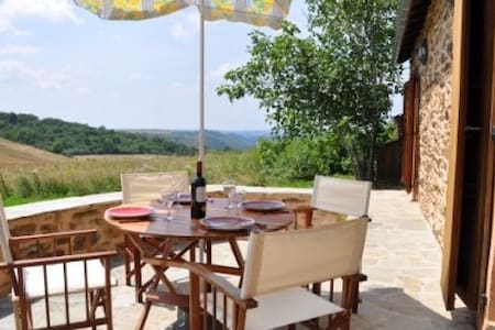 Cosy gite with stunning views - Pampelonne
