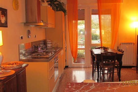 Appartamento in centro vicino mare - Lavagna