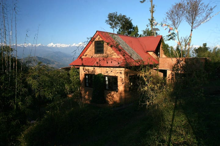 Wild Earth Himalayan Retreat Cottage