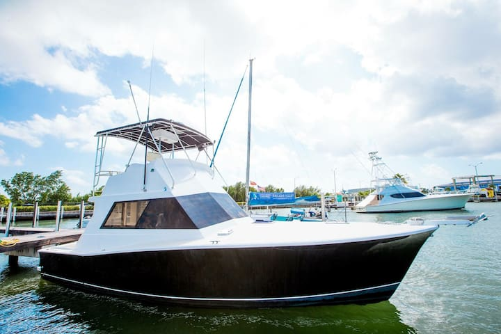 38' Custom Charter Boat - Do It All - George Town - Båt