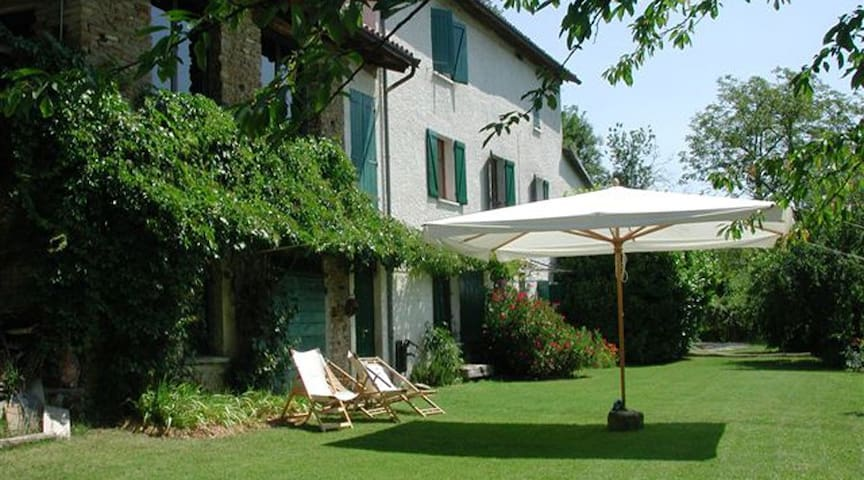 Lovely Wine Country Getaway! - Castel Boglione - Huis