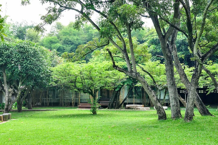 Private pool villa in green nature with 2 bedrooms - Khon Kaen - Villa