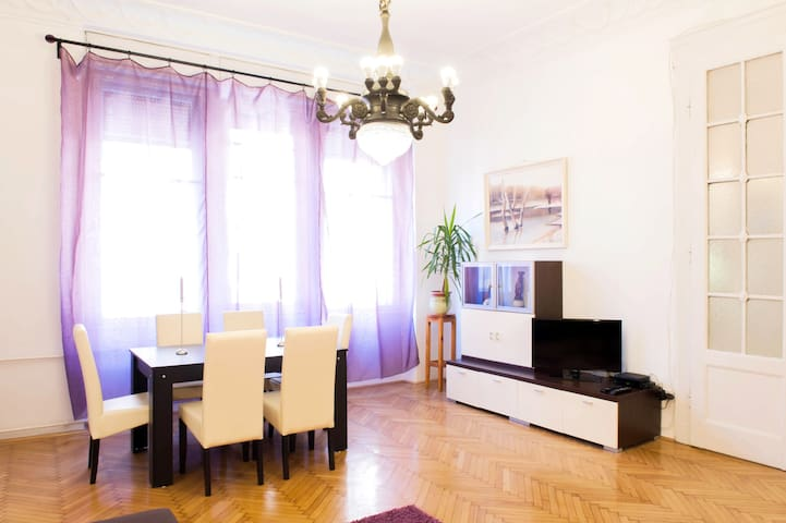 Comfort meets tradition in style - Budapest - Apartment