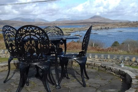 No:8 Seagrove House, Roundstone, Connemara