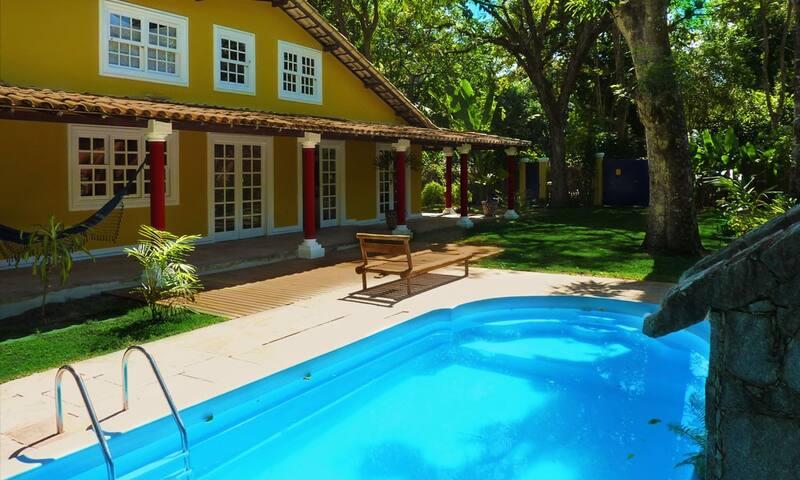 Villa House with Pool in a tropical garden - Porto Seguro - Villa