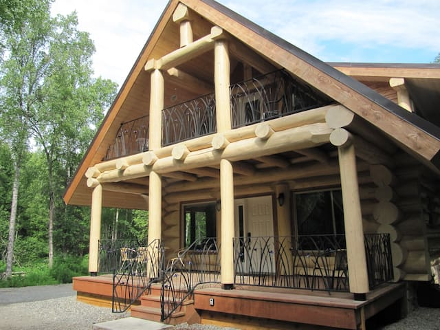 Talkeetna Majestic - Near Downtown - Talkeetna - Casa