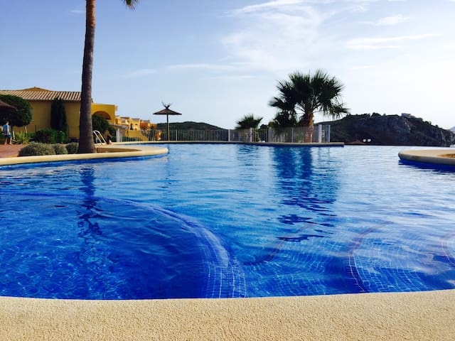 FANTASTIC APARTMENT CLOSE MORAIRA & JAVEA - Benitachell