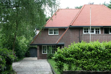 Riante villa in centrum van land - Den Dolder