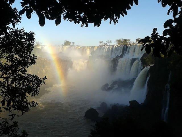 RENT ROOM CATARATAS IGUAZÚ - Puerto Iguazú - Haus