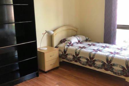 舒適的單人房