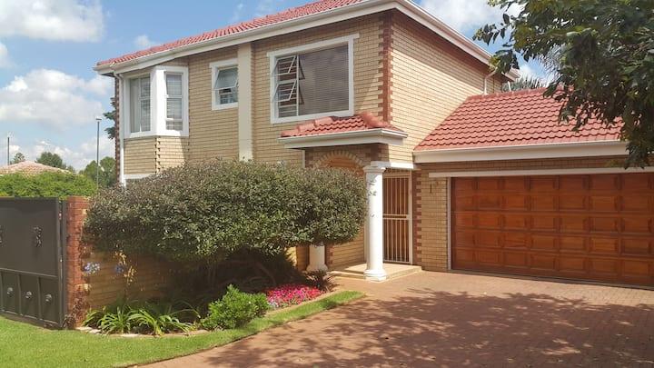 Cosy house in Centurion , Pretoria