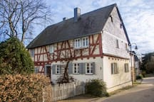Gemütliches Fachwerkhaus im Hunsrück