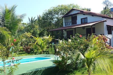 Nice house in Morro de São Paulo-BA