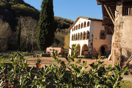 Ancient Catalan farmhouse. Golfes Oest - La Garrotxa - Apartment