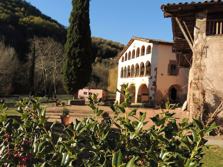 Ancient Catalan farmhouse. Golfes Oest PG204