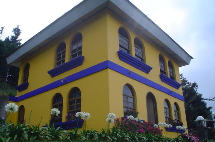 Mountain House in Apaneca