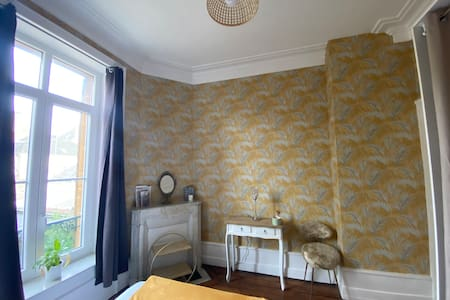 Chambre privée dans Appartement style haussmannien