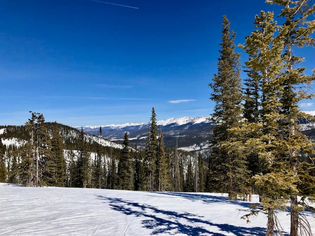 Winter Park Resort is one of Colorado's longest continually operated ski resorts.