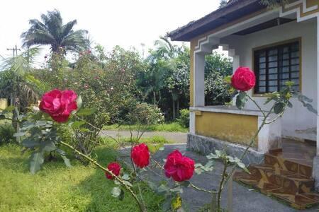 Casa Rústica com muito conforto em Antonina. - Antonina