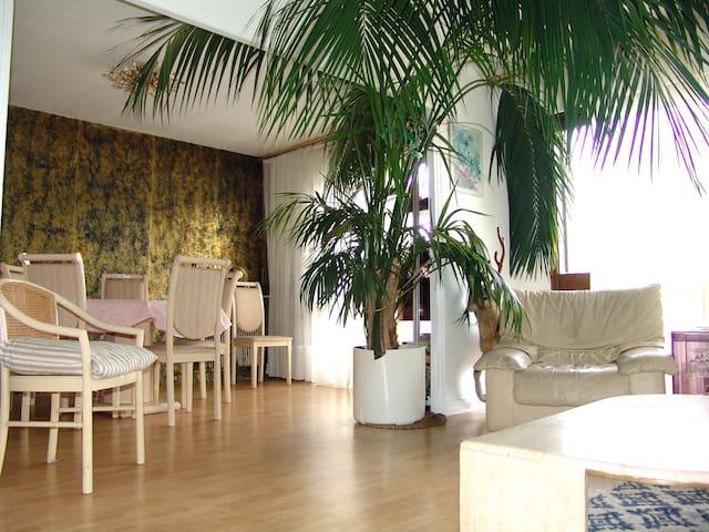 Paris apartment 90 m2 - Issy-les-Moulineaux - Byt