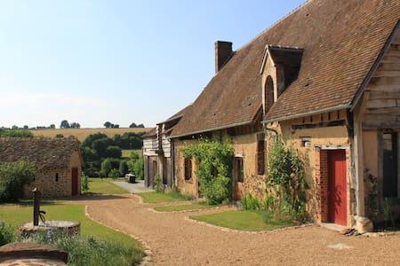 Maison de luxe à la campagne; Perche - Sargé-sur-Braye