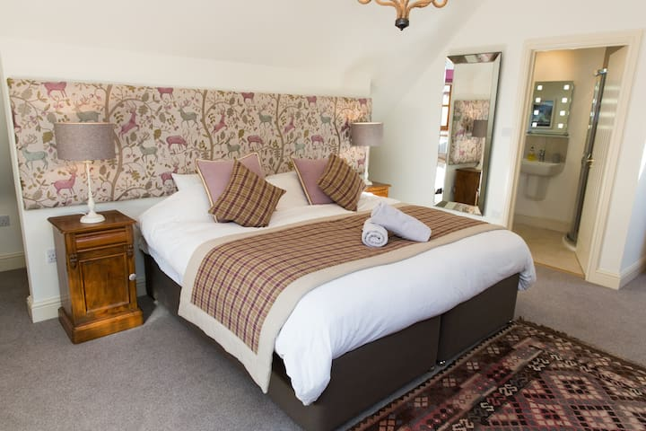 The Hideaway at Chadwell House