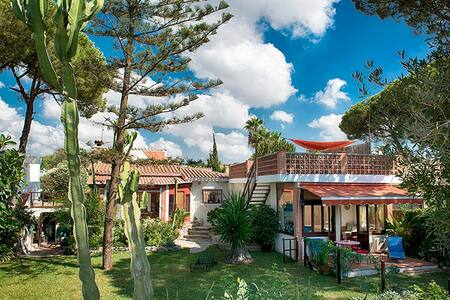 Garden Cottage, dunes and beach  - Apartment
