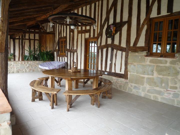 Maison de campagne à Tombebœuf