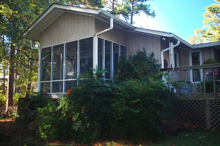 Pleasant Apartment on Lake Sinclair - Milledgeville - Huoneisto