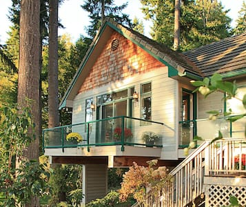 Quintessa Cottage of Whidbey Island - 클린턴(Clinton)